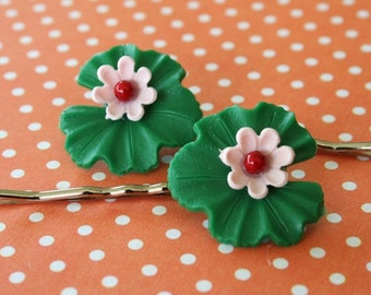 Lily - Set of 2 Hairpins