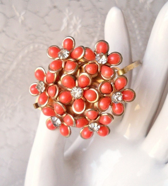Petula - Vintage Corsage Bracelet