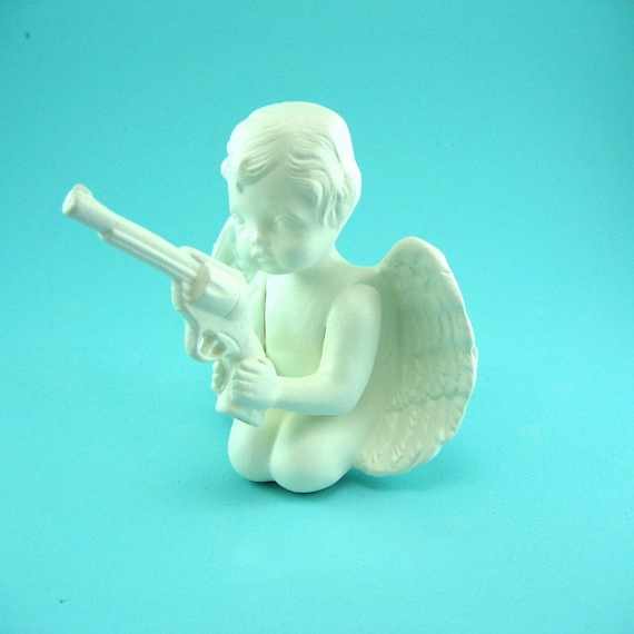 Angel with a GUN
