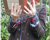 Phoebe Wrist Warmers Crochet Pattern