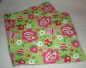 Burp Cloth Strawberry Shortcake Sale
