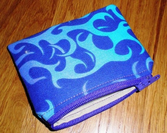 Flaming Hot Small Coin Zip Pouch Sale Flawed