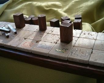Senet , An Ancient Egyptian Board Game