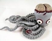 Zombie octopus - slate