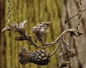 Brass Thistle