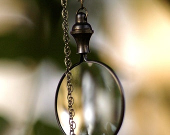 Monocle Necklace