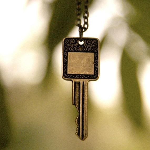 Vintage Car Key 33