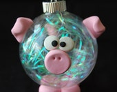 Pig Ornapet Ornament