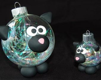 Small Cat Ornapet Ornament