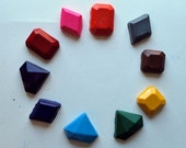 Jewel Crayons Made from Recycled Crayons
