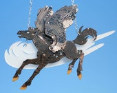 Black Pegasus - circuit board and sterling