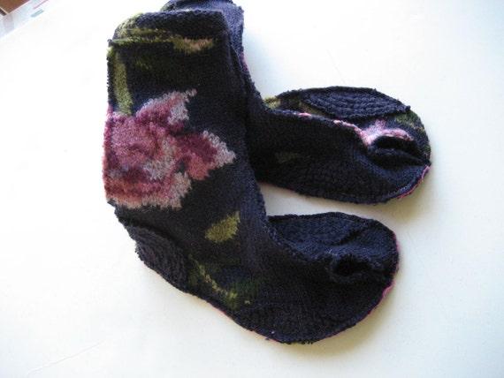 how to make tabi socks