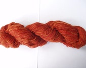 Fire Handspun Wool Yarn