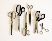 Antique Scissor Collection