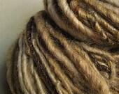 QUEEN USNEA- Natural Usnea Dyed Organic Art Yarn