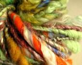 VAGABOND GARDENER- Humane Handspun Art Yarn