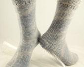 Men' s Merino Wool Socks Size Large.