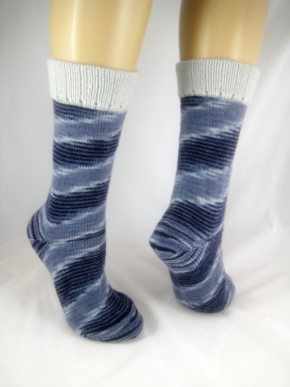Snazzy Merino Wool Socks Size Medium.