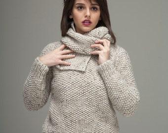 AERO  02 sweater (UNISEX)