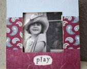 frame, 5x5 play