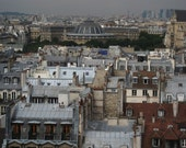 Paris Roof Tops - 10x8 inch Signed Photograph Travel Photography
