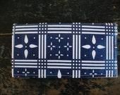 Swedish Print Oilcloth Wallet