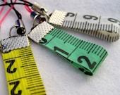 Measuring Tape cellphone Pendant
