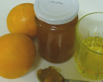 Whisky Marmalade HIGHLAND MIST   Seville Orange & Whisky