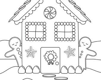 printable holiday coloring sheets