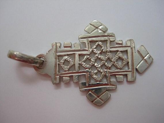 SALE Ethiopian Coptic Cross
