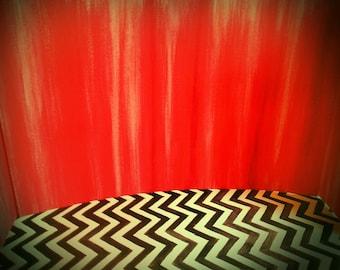 Twin Peaks Theatre - The Black Lodge Waiting Room Scenery