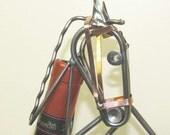 Horse Wine or Bottle Holder