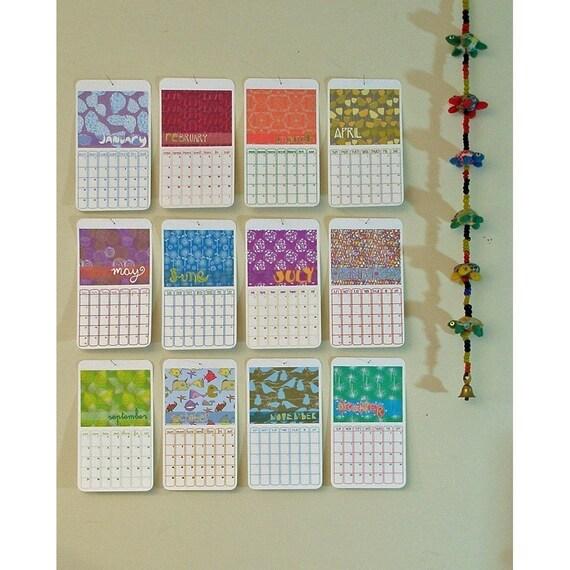 2009 calendar- SMALL version