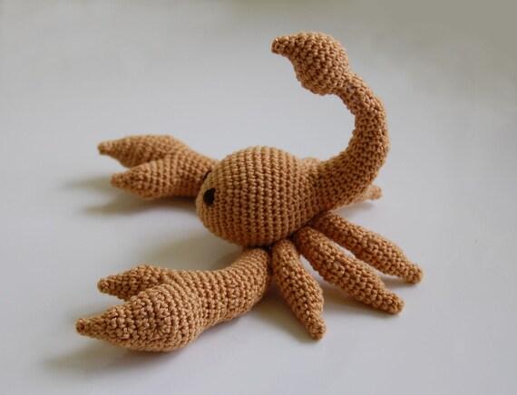 PATTERN - scorpion PDF