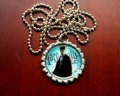 Harry Potter and the Half Blood Prince Bottle Cap Necklace