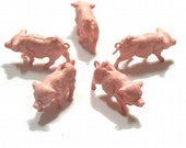This Little Pig Stayed at Home 12 Kitschy Piglet Charms