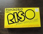 RISO Print Gocco lamp bulbs / package of 10