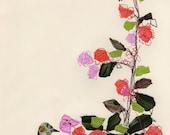 Floral Art Olive B