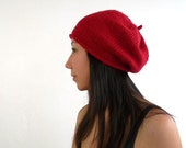Made in France: Beret Style Slouch Hat