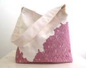 Soft French Lace Bag