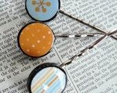 Asterisk Hair Pin Set
