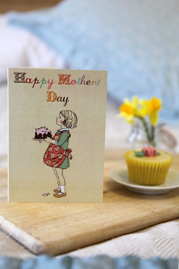 I Baked This For You Mother's Day Card