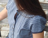 pretty and simple striped shirt