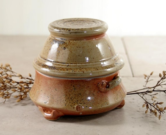 New MudStuffing Style French Butterdish