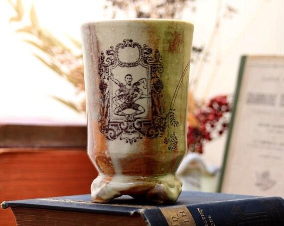 Cocktail Glass - Shiva Sazam Man
