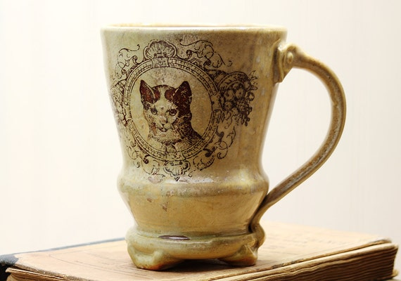 Coffee Mug - Cat Kitten