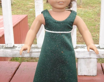 Sparkle into the Night  Dress for the American Girl