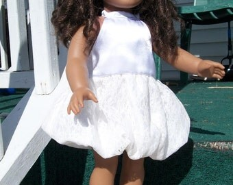Fun Party Dress for the American Girl Doll