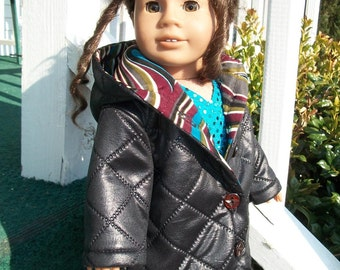 Winter Jacket For the American Girl