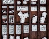 Some Elements of Sculptural Crochet